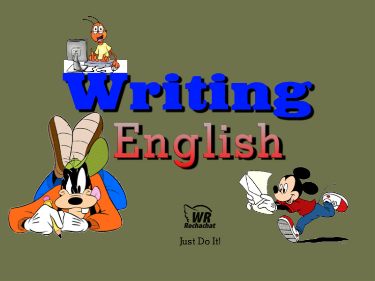 english writing courses